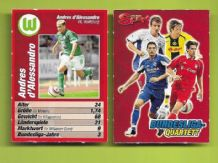 Wolfsburg Andres D`Alessandro Argentina (04-06)